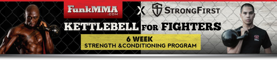 Kettlebell For MMA